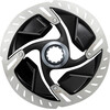 Shimano Dura Ace SM-RT900 Ice-Tech jarrulevyt Center-Lock , musta